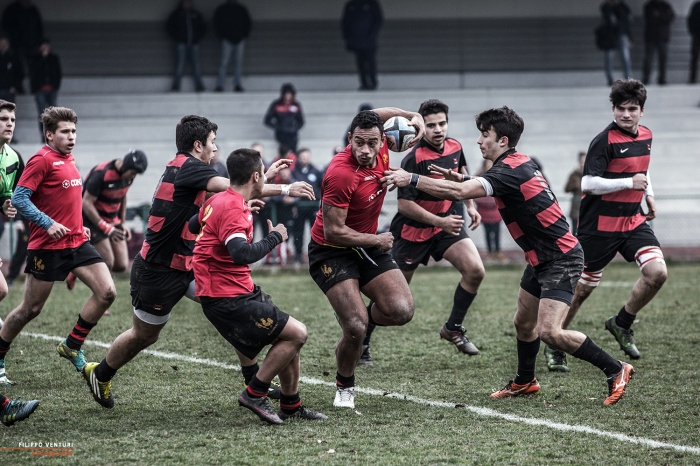Rugby Photograph 17