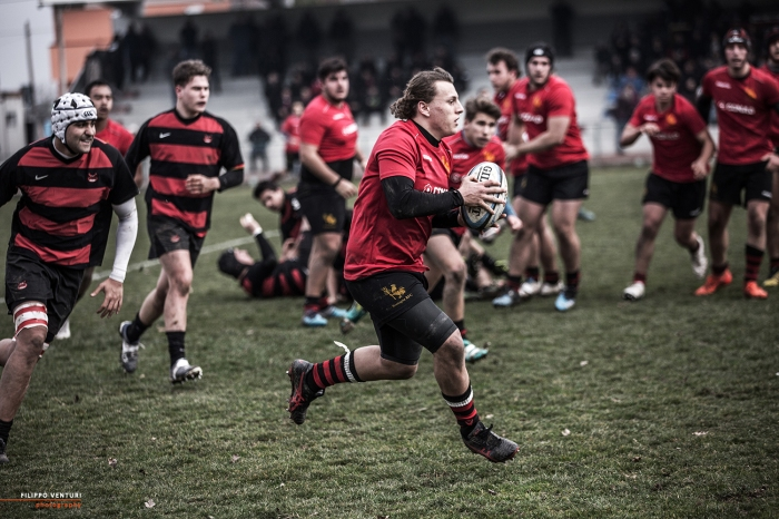 Rugby Photograph 18