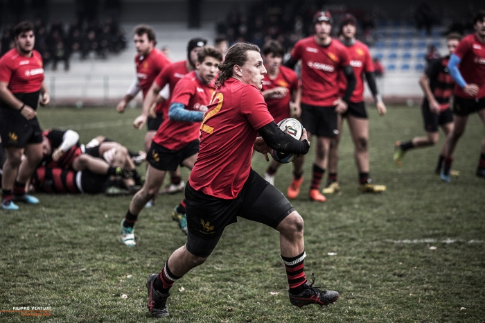 Rugby Photograph 19