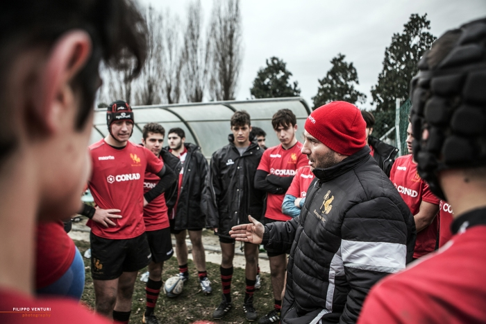Rugby Photograph 21