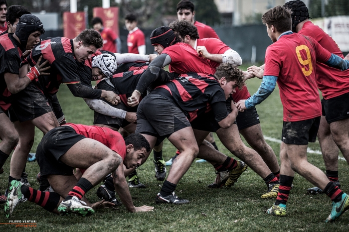 Rugby Photograph 23