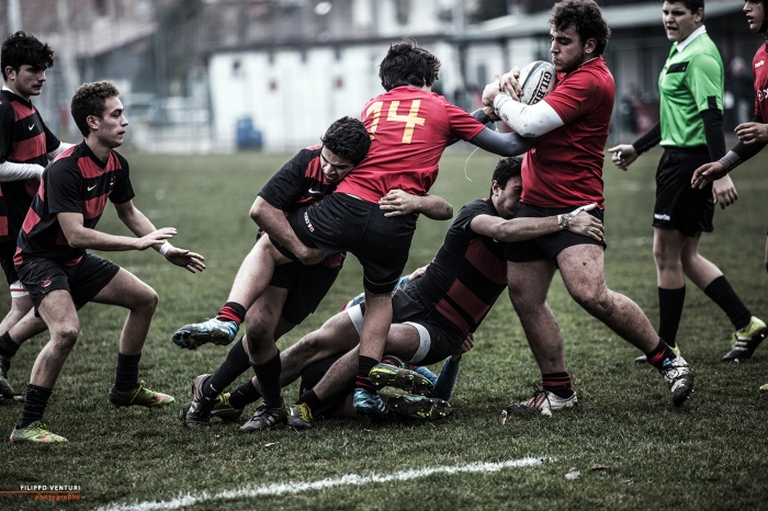 Rugby Photograph 24