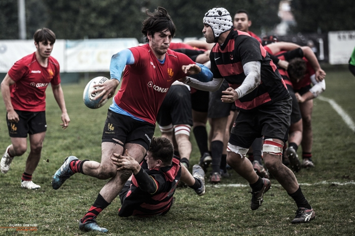Rugby Photograph 26