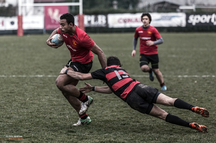 Rugby Photograph 31