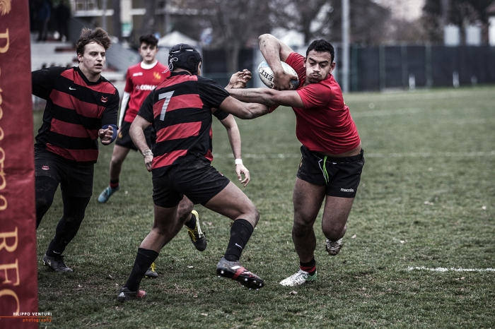 Rugby Photograph 32