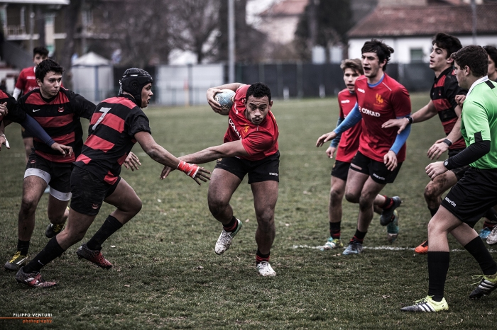 Rugby Photograph 33