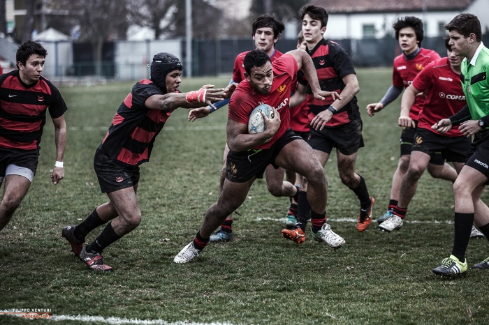 Rugby Photograph 34