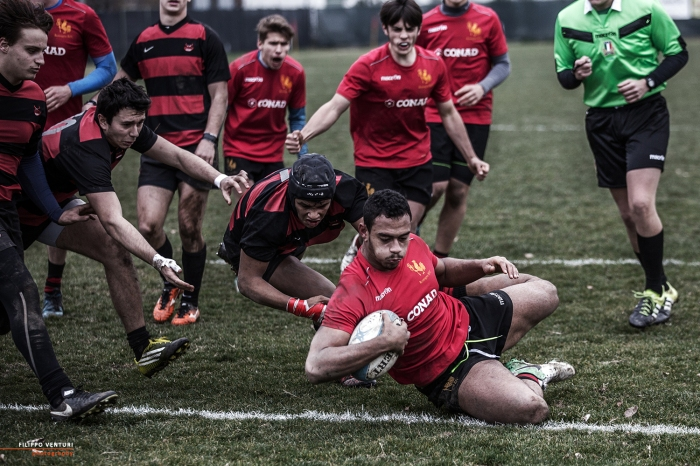 Rugby Photograph 35