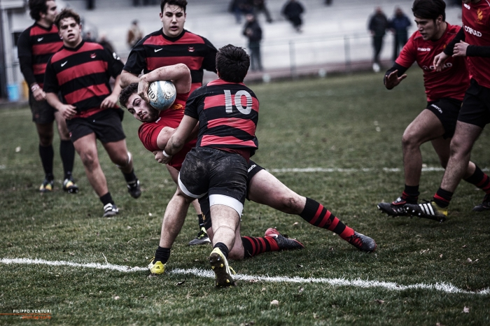 Rugby Photograph 36