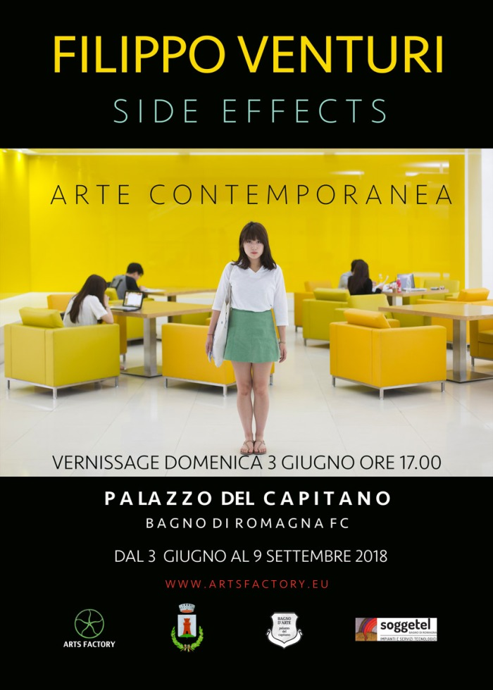 Side Effects, mostra fotografica di Filippo Venturi