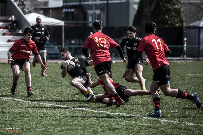 Romagna Rugby VS Granducato, foto 1