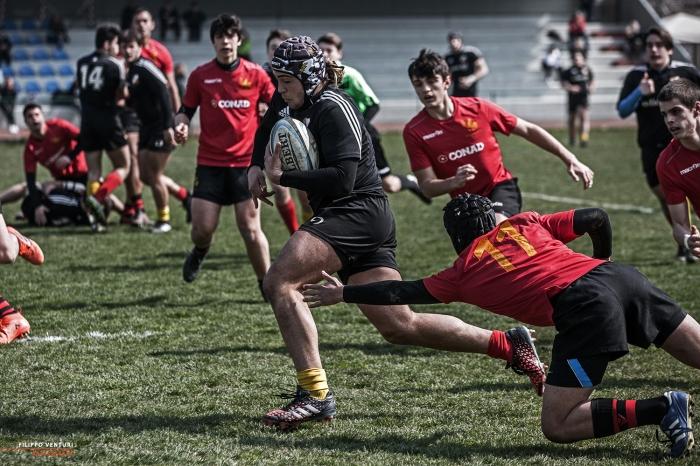 Romagna Rugby VS Granducato, foto 2