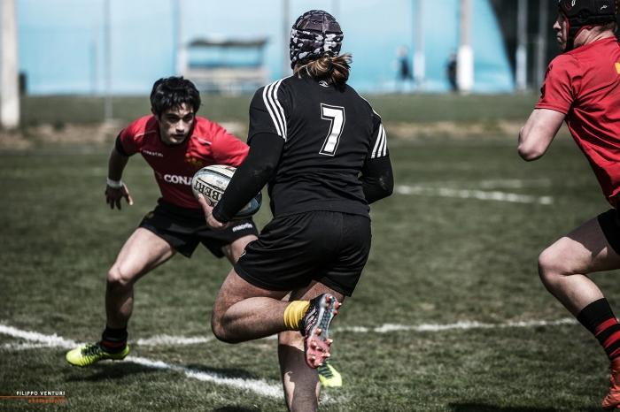 Romagna Rugby VS Granducato, foto 4