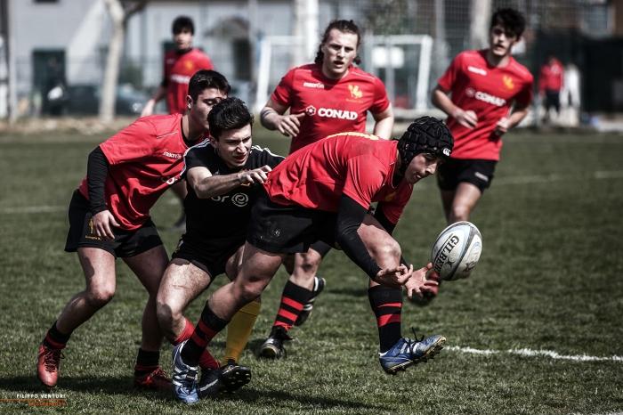 Romagna Rugby VS Granducato, foto 5