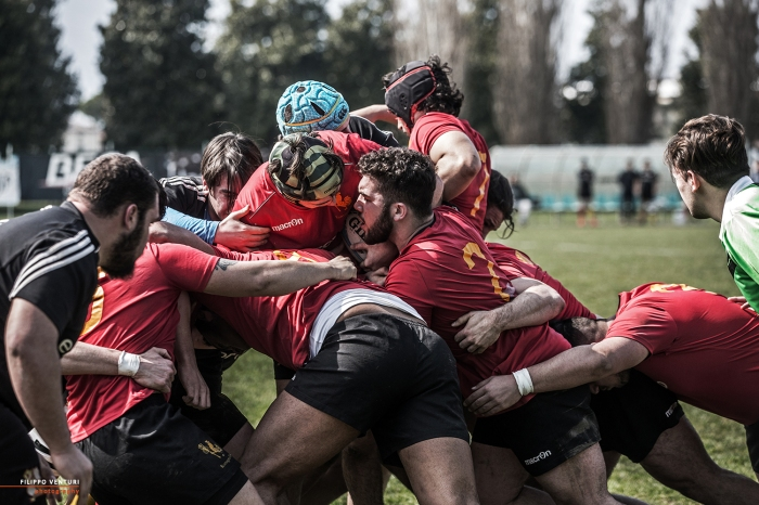 Romagna Rugby VS Granducato, foto 12