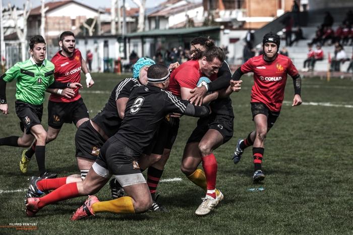 Romagna Rugby VS Granducato, foto 13