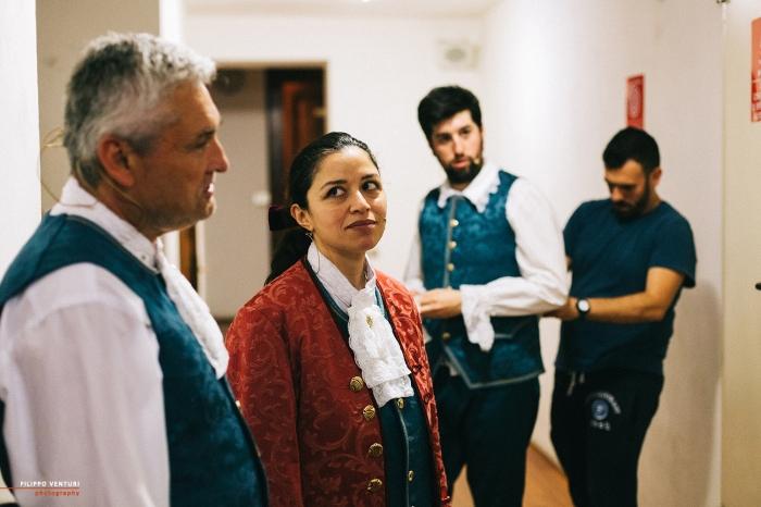 Il medico per forza, di Molière, al Teatro Bonci di Cesena, foto 2