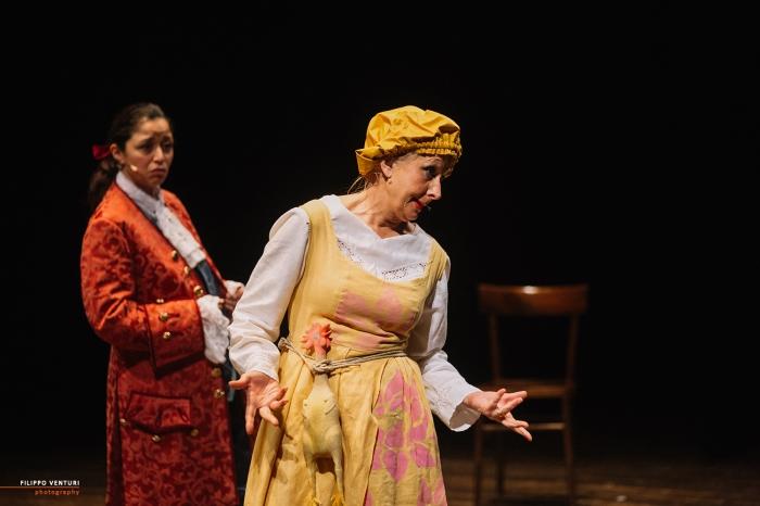 Il medico per forza, di Molière, al Teatro Bonci di Cesena, foto 7