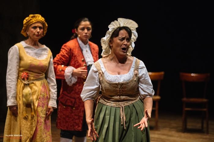 Il medico per forza, di Molière, al Teatro Bonci di Cesena, foto 8
