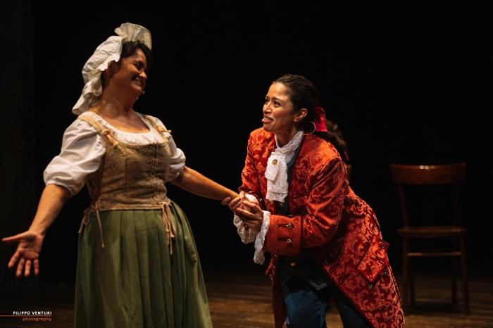 Il medico per forza, di Molière, al Teatro Bonci di Cesena, foto 9