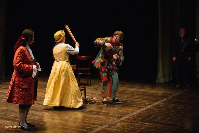 Il medico per forza, di Molière, al Teatro Bonci di Cesena, foto 11