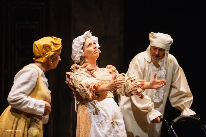 Il medico per forza, di Molière, al Teatro Bonci di Cesena, foto 13