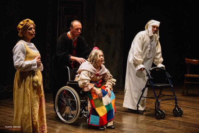 Il medico per forza, di Molière, al Teatro Bonci di Cesena, foto 15