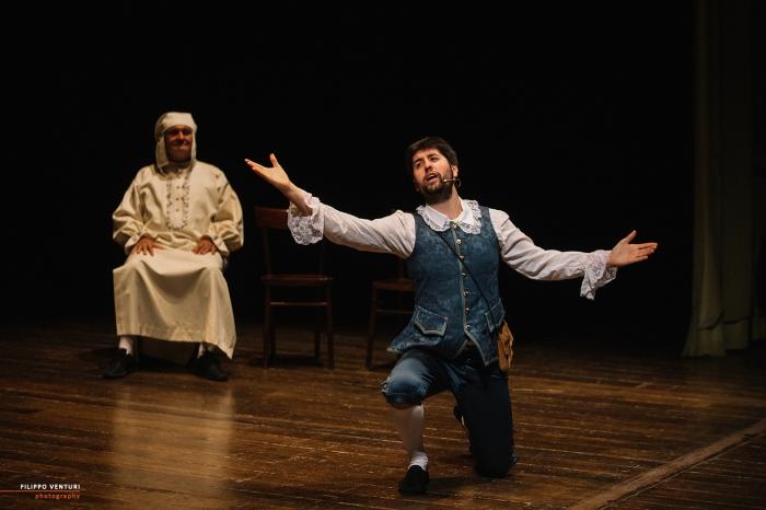Il medico per forza, di Molière, al Teatro Bonci di Cesena, foto 17
