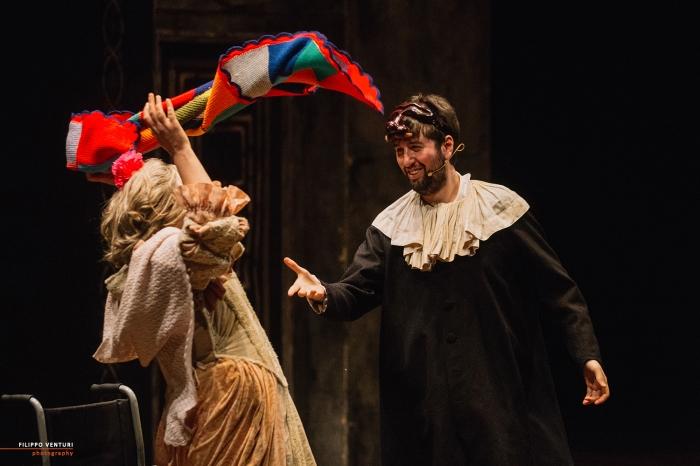 Il medico per forza, di Molière, al Teatro Bonci di Cesena, foto 18
