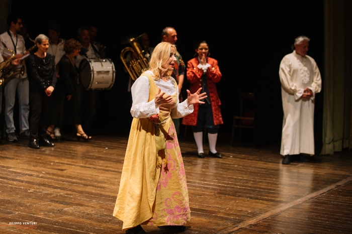 Il medico per forza, di Molière, al Teatro Bonci di Cesena, foto 23