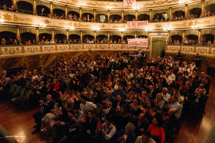 Il medico per forza, di Molière, al Teatro Bonci di Cesena, foto 24