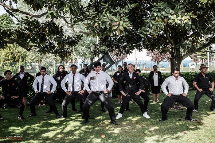 Maori Ball Rugby, 1