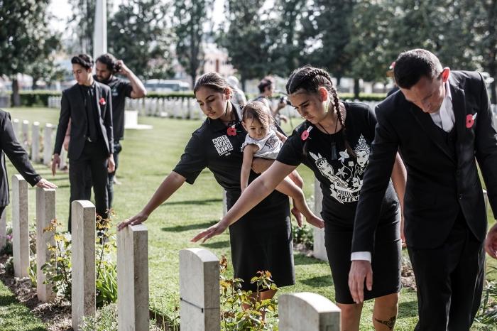 Maori Ball Rugby, 6
