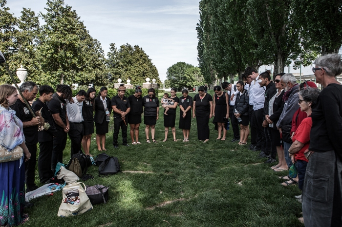 Maori Ball Rugby, 8