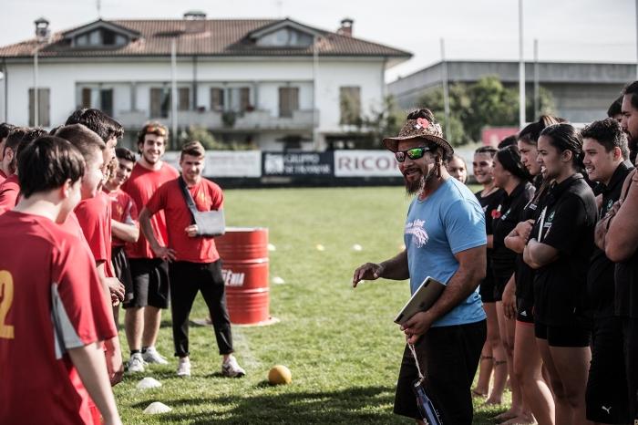 Maori Ball Rugby, 10