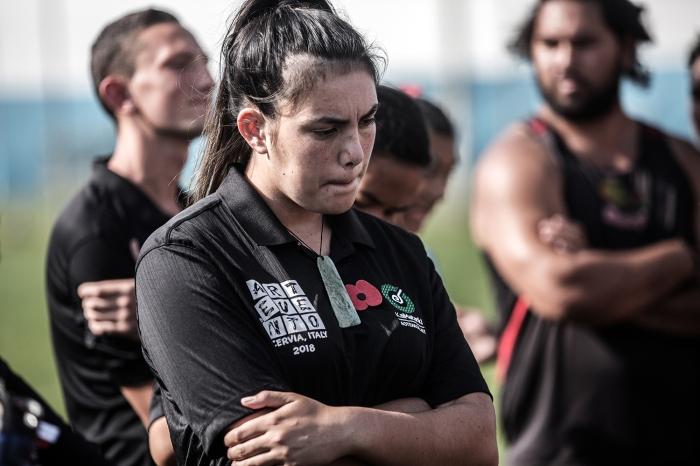 Maori Ball Rugby, 11
