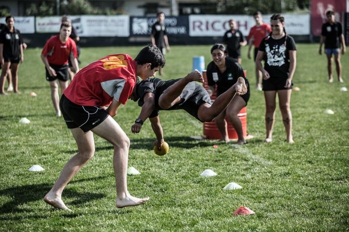 Maori Ball Rugby, 15