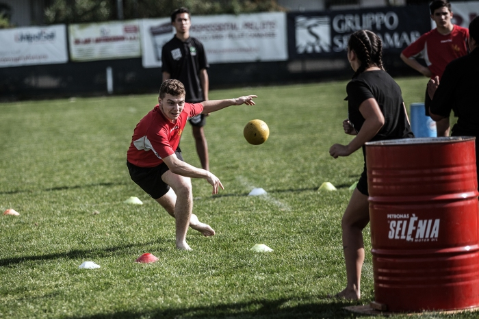 Maori Ball Rugby, 16