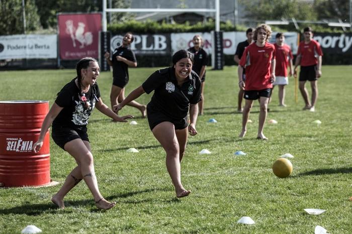 Maori Ball Rugby, 17