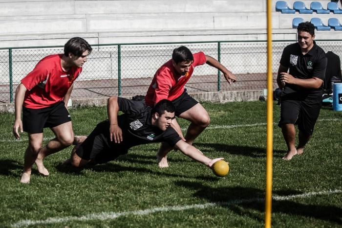 Maori Ball Rugby, 18