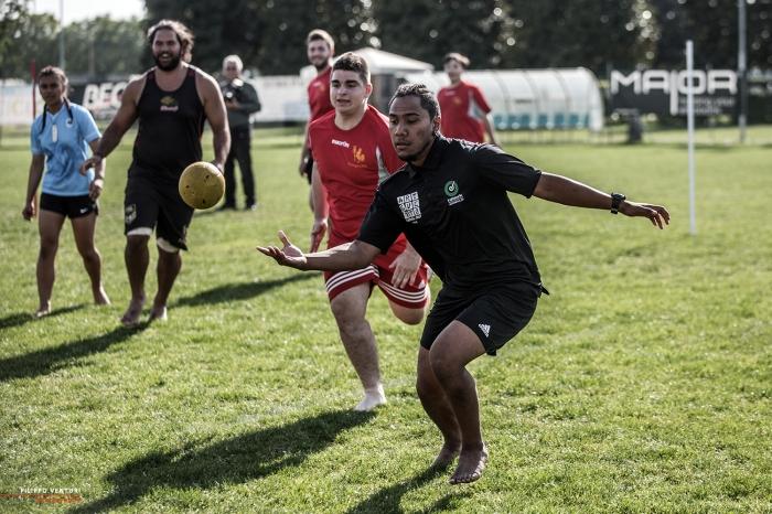 Maori Ball Rugby, 19