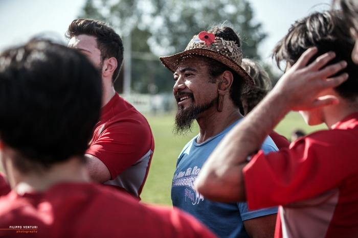 Maori Ball Rugby, 21