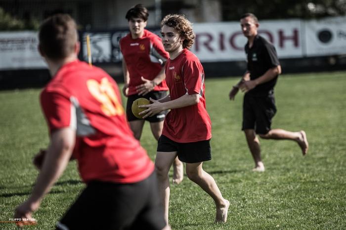 Maori Ball Rugby, 23