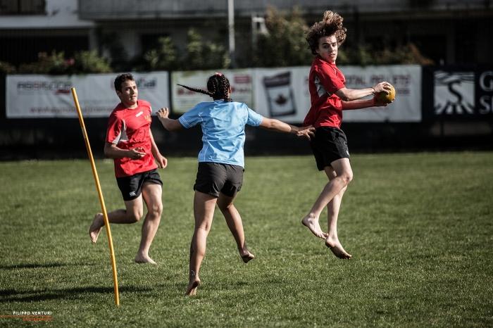 Maori Ball Rugby, 28