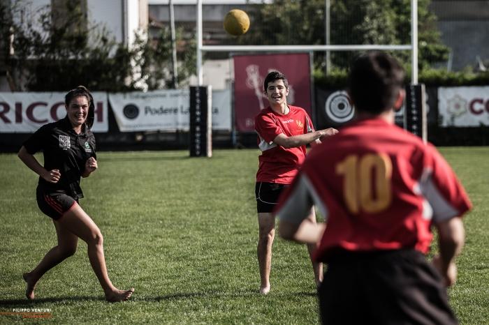 Maori Ball Rugby, 30