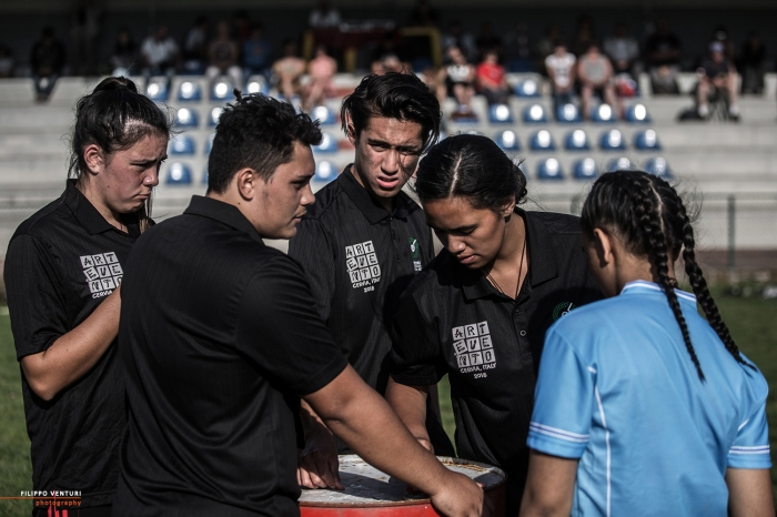 Maori Ball Rugby, 34