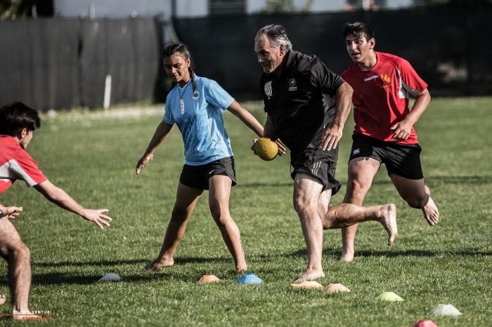 Maori Ball Rugby, 36