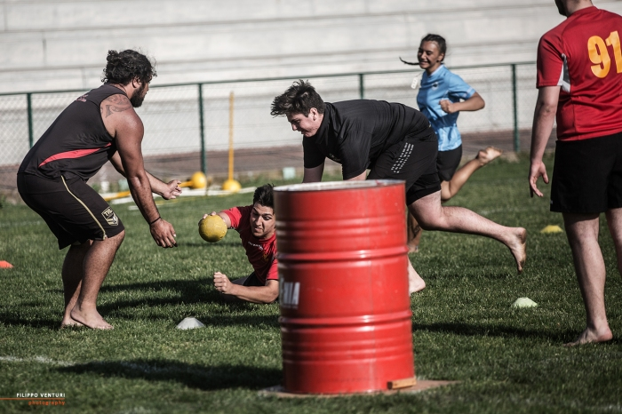 Maori Ball Rugby, 37