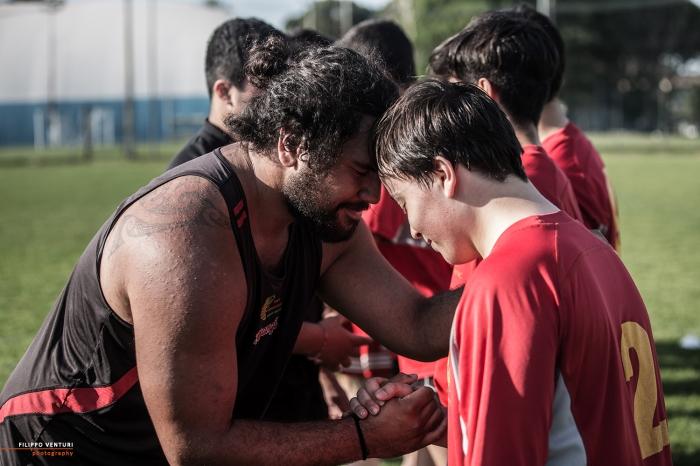 Maori Ball Rugby, 39