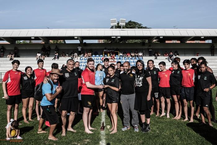 Maori Ball Rugby, 40